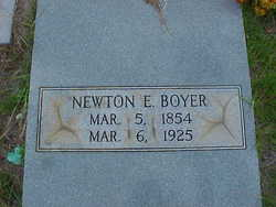 Newton Eliza Boyer, Sr