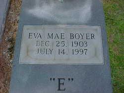Eva Mae Boyer
