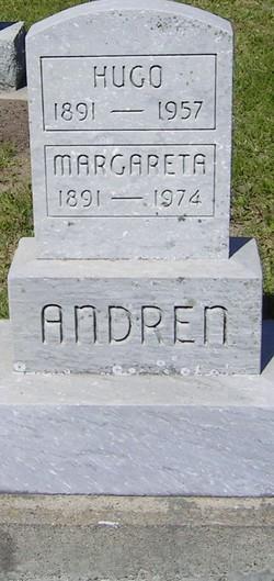 Anna Margareta Andren