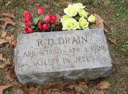 Richard David Drain