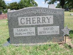 Sarah Catherine <i>Rollings</i> Cherry