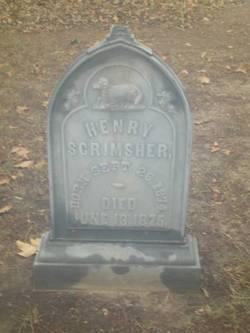 Henry Scrimsher