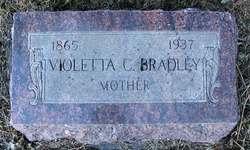 Violetta C <i>Martin</i> Bradley