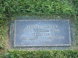 Lester Bassett