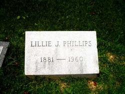 Lillie J Phillips