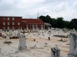 Ranburne First Baptist Church Cemetery