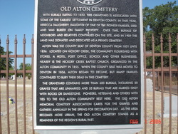 Old Alton Cemetery