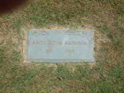 Amos Royal Krewson