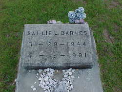 Sallie L. Barnes