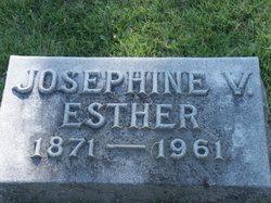 Frances Josephine <i>Vernon</i> Esther