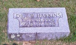 Dr Zachuriah W. Hawkins