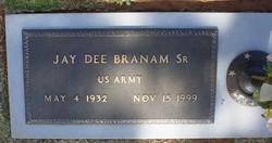 Jay Dee Branam, Sr