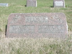 Mary Elizabeth Bessie <i>Pierson</i> Flock