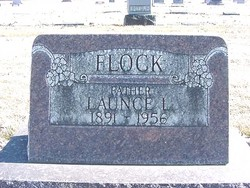 Launce L. Flock