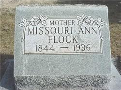 Missouri Ann <i>Wyatt</i> Flock