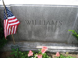 Florence Louise <i>Jones</i> Williams