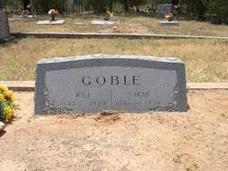 William Perry Goble