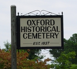 Oxford Historical Cemetery
