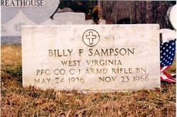 Billy Franklin Sampson