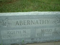 Joseph Noah Abernathy