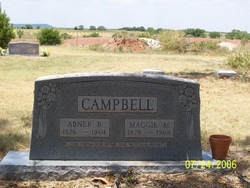Maggie M Campbell