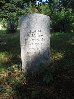 John William Brown, Jr