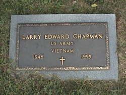 Larry Edward Chapman