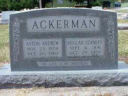 Anton Andrew Tony Ackerman