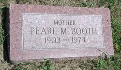 Pearl May <i>Lee</i> Booth