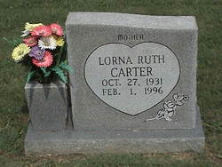 Lorna Ruth Carter