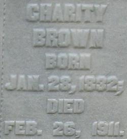 Charity Zoe <i>Barlow</i> Brown