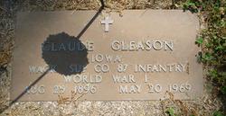 Claude Gleason