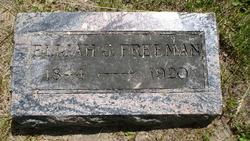 Elijah James Freeman