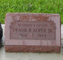 Frank Roman Koper, Sr
