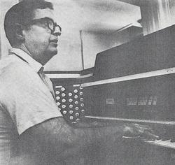 Eugene Hugo Wickstrom