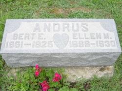 Bert E. Andrus