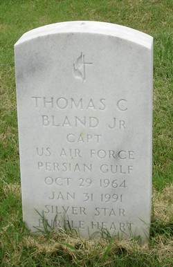 Capt Thomas Clifford Bland, Jr