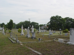 Walnut Grove Methodist Church Cemetery
