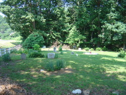 Burke Freewill Baptist Church Cemetery