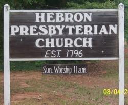 Hebron Presbyterian Cemetery