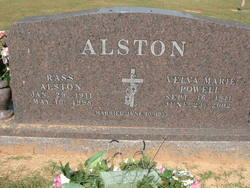 Rass Alston