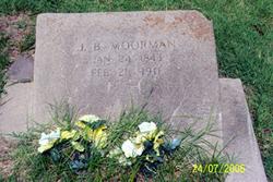 James Bonaparte Moorman