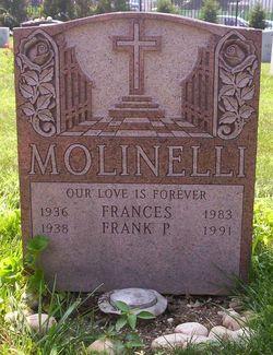 Frances <i>Spinello</i> Molinelli