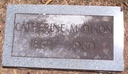 Catherine M. Dixon