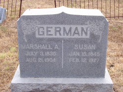Marshall Albert German