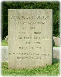 Chauncey H. Brush