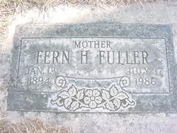 Ina Ferne <i>Hill</i> Fuller