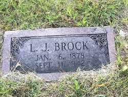 L J Brock
