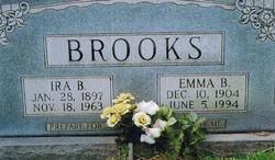 Ira B. Brooks