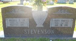 Fern <i>Barnes</i> Stevenson